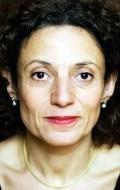 Actress Adriana Altaras, filmography.