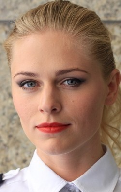 Actress Agne Grudyte, filmography.