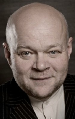 Actor Ain Lutsepp, filmography.