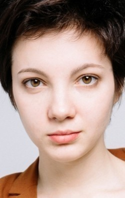 Actress Alina Gvasaliya, filmography.