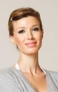 Actress Alina Chivulescu, filmography.