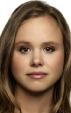 Actress Alison Pill, filmography.