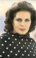 Actress Amalia Rodrigues, filmography.