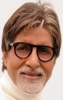 Actor, Producer Amitabh Bachchan, filmography.