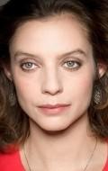 Actress Ana Moreira, filmography.