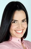 Actress Ana Karina Casanova, filmography.