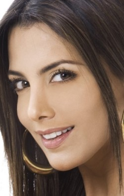 Actress Anabell Rivero, filmography.