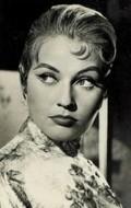 Actress Analia Gade, filmography.