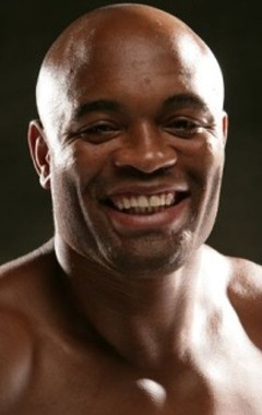 Actor Anderson Silva, filmography.