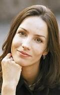 Actress Angela Contreras, filmography.