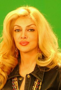 Actor Anita Khalatbari, filmography.