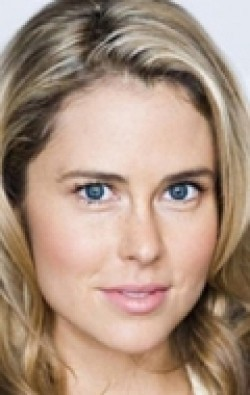 Actress Anna Hutchison, filmography.
