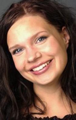 Actress Anni-Kristiina Juuso, filmography.