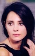 Actress Anouk Grinberg, filmography.