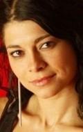 Actress Antonella Rios, filmography.