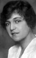 Actress, Producer Aud Egede Nissen, filmography.