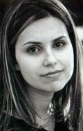 Actress Aura Figueiredo, filmography.