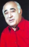 Actor Azat Gasparyan, filmography.