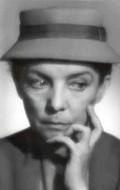 Actress Barbara Ludwizanka, filmography.