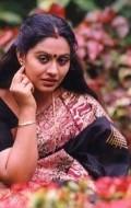 Actress Beena, filmography.
