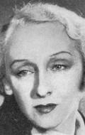 Actress Berthe Bovy, filmography.