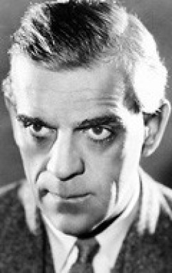 Actor Boris Karloff, filmography.