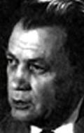 Actor Boris Vladomirsky, filmography.