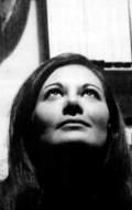 Actress Bozidarka Frajt, filmography.