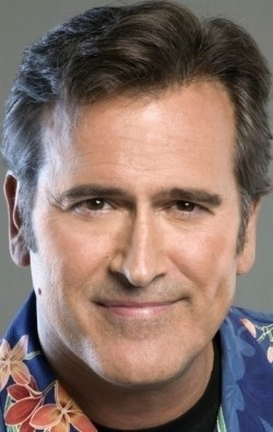 Actor, Director, Writer, Producer, Operator, Editor Bruce Campbell, filmography.