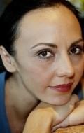 Actress Carla Lupi, filmography.