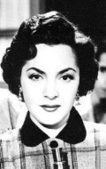 Actress Carmelita Gonzalez, filmography.