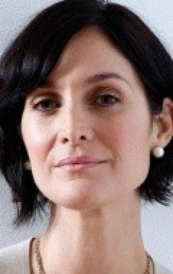 Actress, Producer Carrie-Anne Moss, filmography.