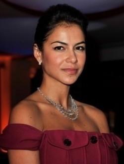 Actress Catalina Denis, filmography.