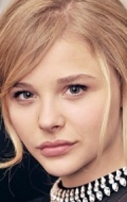Actress Chloe Grace Moretz, filmography.