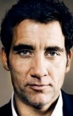 Actor, Producer Clive Owen, filmography.