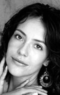 Actress Cristina Umana, filmography.