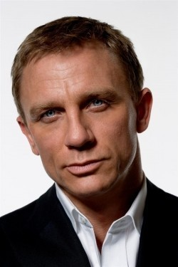 Actor, Producer Daniel Craig, filmography.