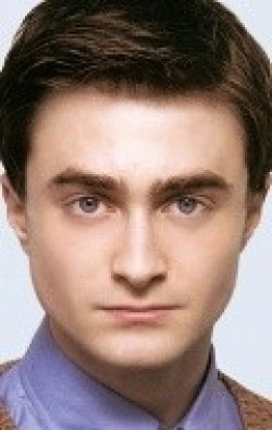 Actor, Producer Daniel Radcliffe, filmography.