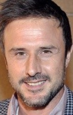 Recent David Arquette pictures.