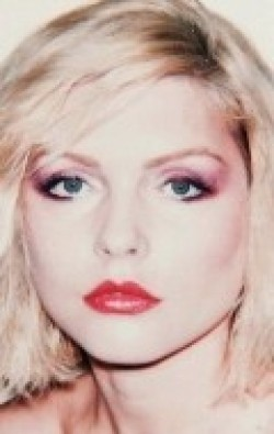 Actress, Writer, Composer Debbie Harry, filmography.