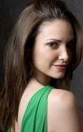 Actress Denise Quinones, filmography.