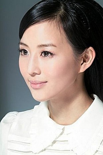Actress Janine Chang, filmography.