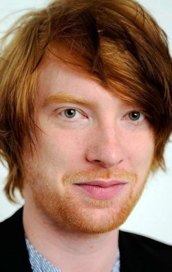 Actor, Director, Writer Domhnall Gleeson, filmography.
