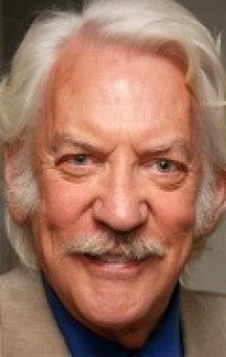 Actor, Writer, Producer Donald Sutherland, filmography.