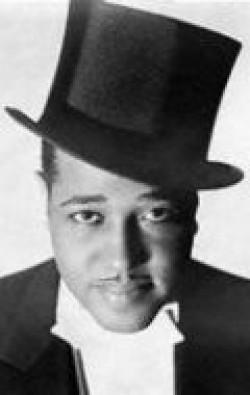 Actor, Composer Duke Ellington, filmography.