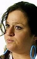 Actress Esti Zakheim, filmography.