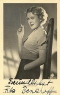 Actress Fita Benkhoff, filmography.