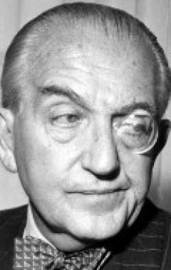Actor, Director, Writer, Producer, Editor Fritz Lang, filmography.