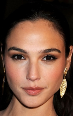 Actress Gal Gadot, filmography.