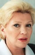 Actress Galina Polskikh, filmography.
